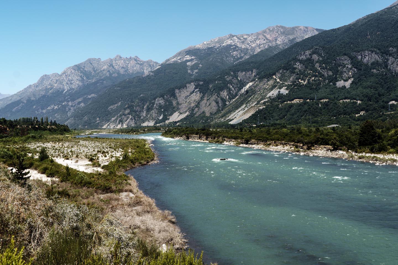 seguridad hídrica para cuenca del Maipo