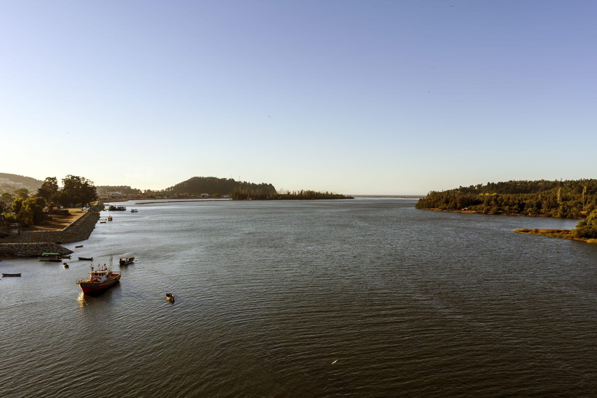 Cuenca del Río Maule