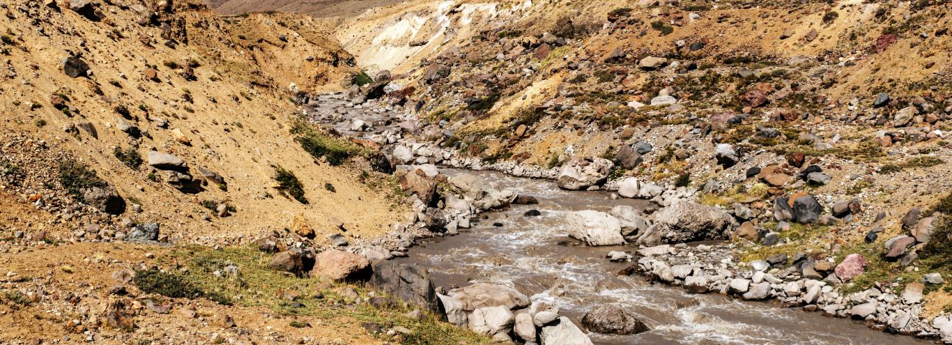 crisis del agua en Chile