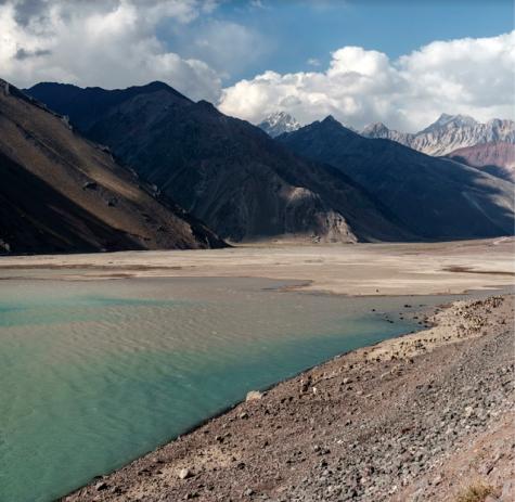 cuenca río Maipo