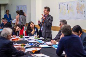 reunión Escenarios hídricos 2030