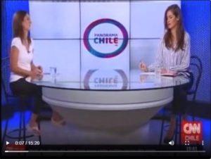Riesgo Hídrico en Chile