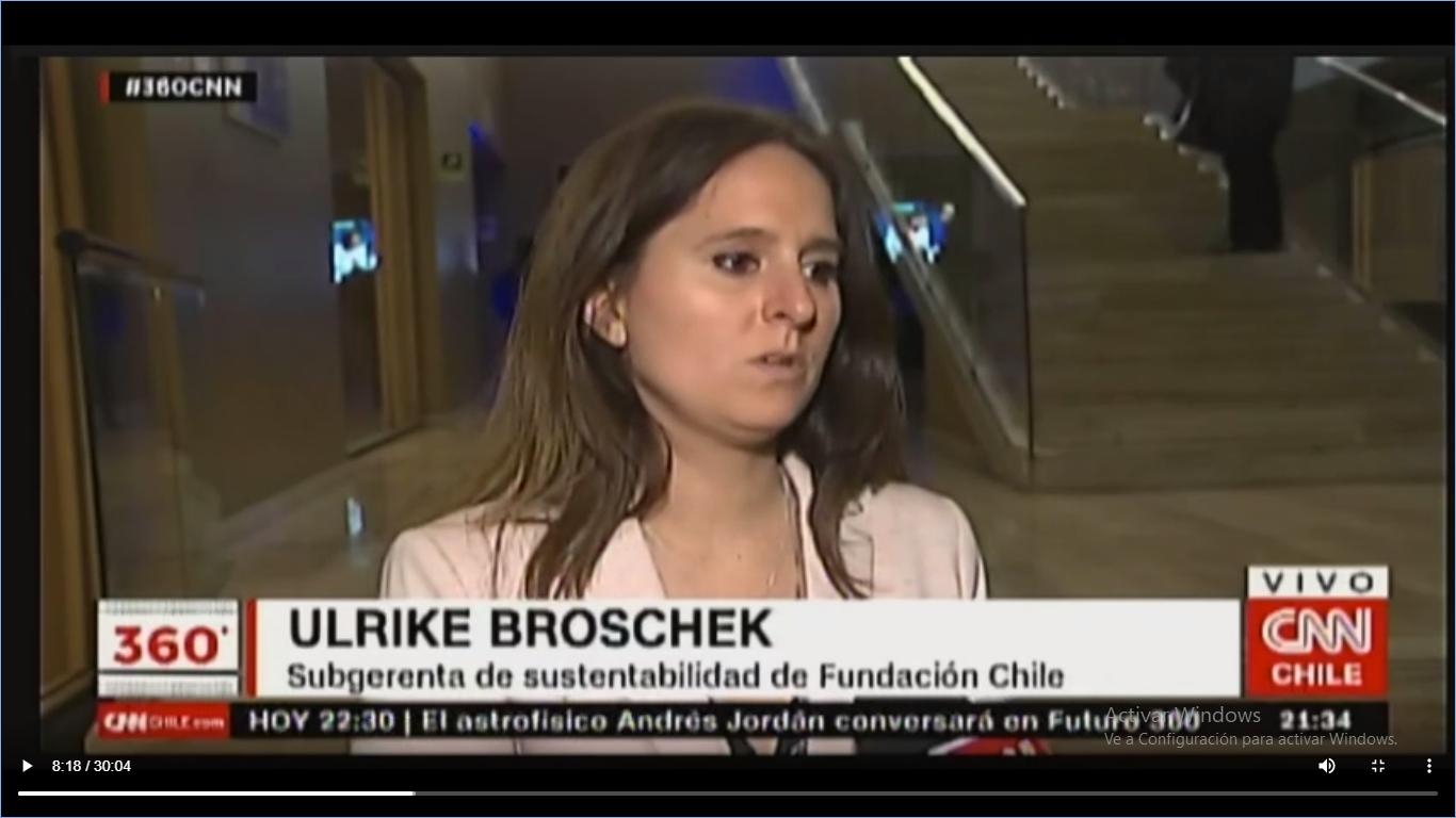 crisis hídrica de Chile