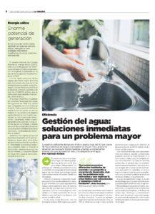 Noticia: Gestión del agua