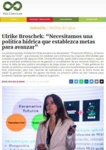 Noticia Ulrike Broschek
