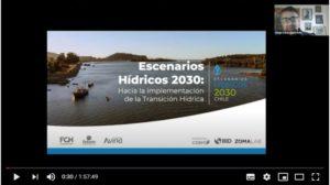 Escenarios hídricos 2030