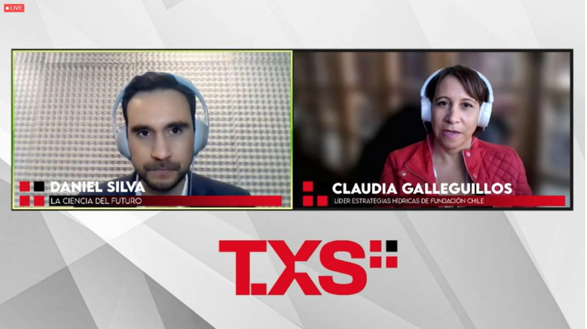Entrevista a Claudia Galleguillos
